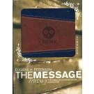 Message Bible- Remix- Vintage Brown & Navy