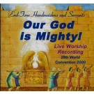 Our God is Mighty-25th World Convention  ETH