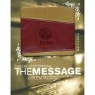 Message Bible Remix-Vintage Red &Beige