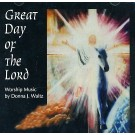 Great Day of the Lord  (CD)